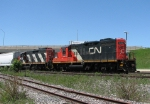CN #559 at Bramalea GO